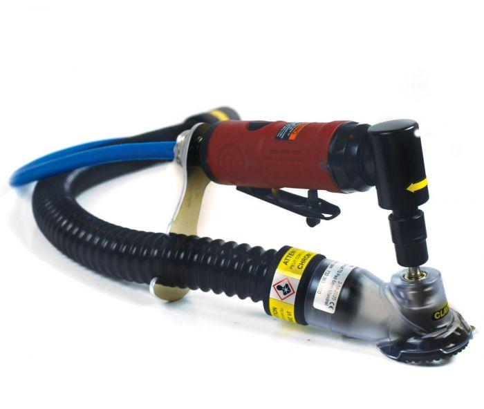 Kit de captation pour outils pneumatique P2 KITP2CPCRVI