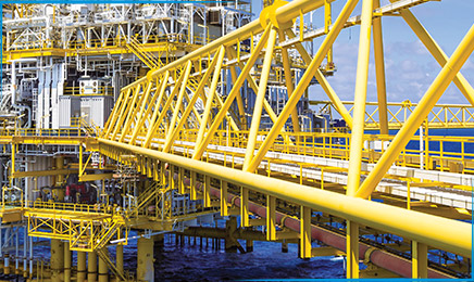 Peinture industrielle pour structure