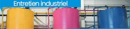 Peinture pour entretien industriel