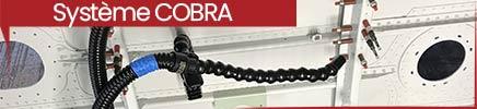 Système de captation COBRA - Centrale Directe Industrie